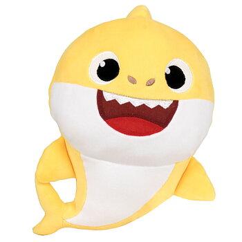 Baby Shark Gosedjur med Ljud 17cm