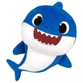 Baby Shark Daddy Shark Gosedjur med Ljud 17cm