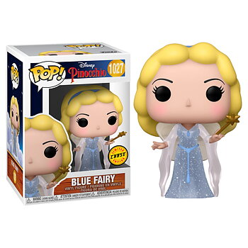 POP Figur Disney Pinocchio Blue Fairy Chase