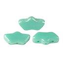 Delos® par Puca® - Opaque Green Turquoise Luster 10 gram
