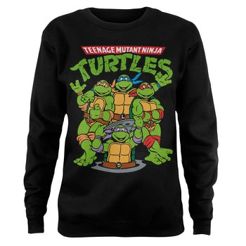 Teenage Mutant Ninja Turtles Group Girly Sweatshirt