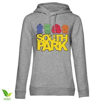 South Park Sketched Girls Hoodie