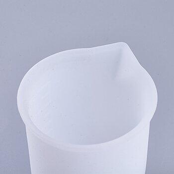 Mätglas silikon - 100ml 1 styck