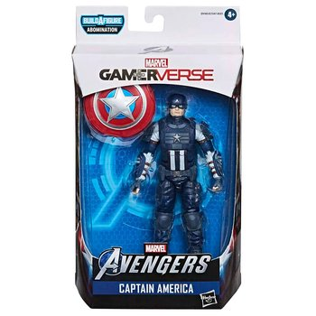 Marvel Avengers Captain America Gameverse Legends Figur 15cm