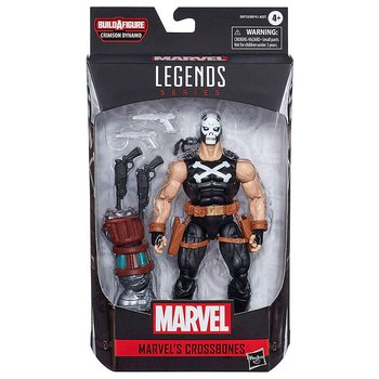 Marvel Black Widow Marvek Crossbones Legends Figur 15cm