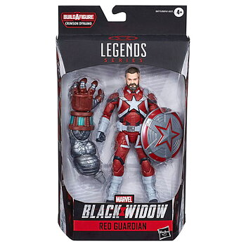 Marvel Black Widow Crimson Legends Figur 15cm