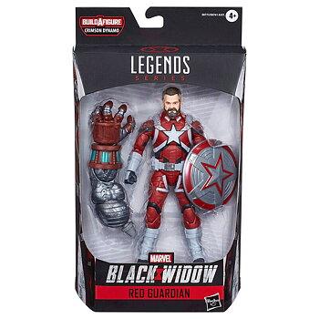 Marvel Black Widow Crimson Legends Figur 15cm