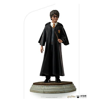 Harry Potter Art Scale Staty 1/10 Harry Potter 17 cm