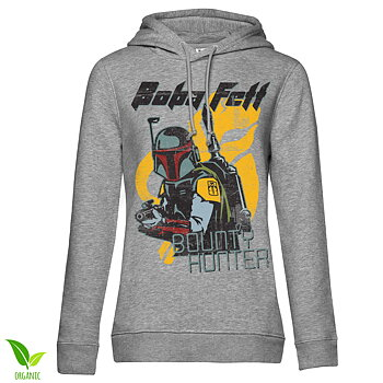 Star Wars / Bob Fett - Bounty Hunter Girls Hoodie