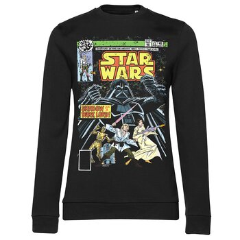 Star Wars - Shadow Of A Dark Lord Girly Sweatshirt