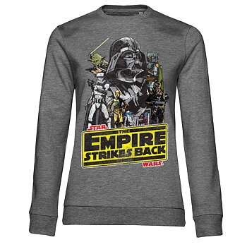 Star Wars / The Empire Strikes Back Girly Sweatshirt