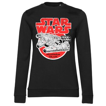 Star Wars - Millennium Falcon Girly Sweatshirt