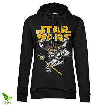 Star Wars - Vader Intimidation Girls Hoodie
