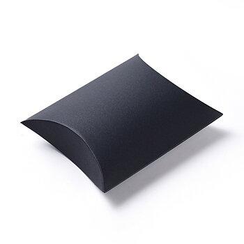Presentask - Svarta 5-pack