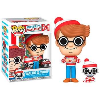 POP Figur Where s Waldo - Waldo with Dog Exclusive