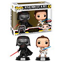 POP oack 2 Figur Star Wars Rise of Skywalker Kylo and Rey Exclusive