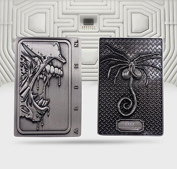 Alien Iconic Scene Collection Xenomorph Antique Limited Edition