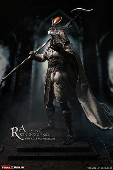 Ra the God of Sun Actionfigur 1/6 Silver Edition 30 cm