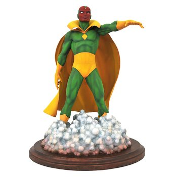 Marvel Comic Premier Collection The Vision Staty 28cm