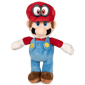 Super Mario Bros Mario soft plush toy 35cm