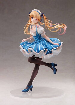 Saekano the Movie: Finale Staty 1/7 Eriri Spencer Sawamura Maid Ver. 23 cm