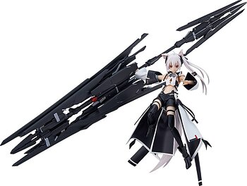 Mito Nagishiro Original Character Act Mode Plastic Model Kit Rumi 16 x 43 cm