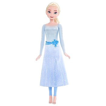 Disney Frost 2 Splash and Sparkle Elsa doll
