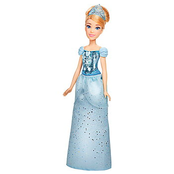 Disney Royal Shimmer Cinderella doll
