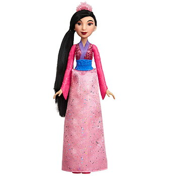Disney Royal Shimmer Mulan doll