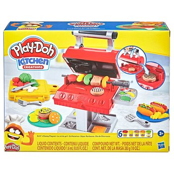 Play-Doh Kitchen Creations Grill Stamp Playset