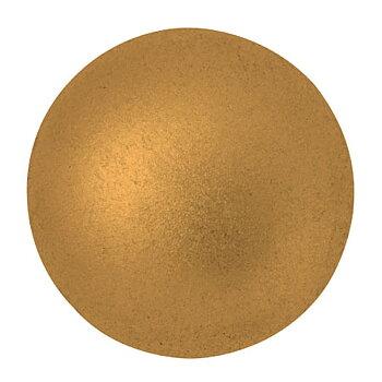 Cabochon par Puca® - Bronze Gold Matte 25 mm, 1 styck