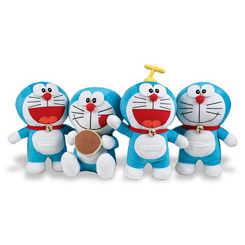 Doraemon Gosedjur assorted 40/45cm
