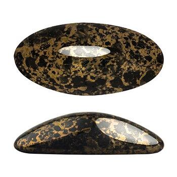 Athos® par Puca® - Jet Bronze 20x10mm, 1 styck