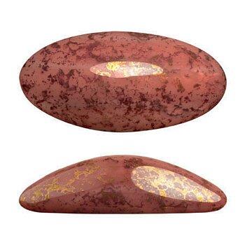Athos® par Puca® - Rose Bronze 20x10mm, 1 styck