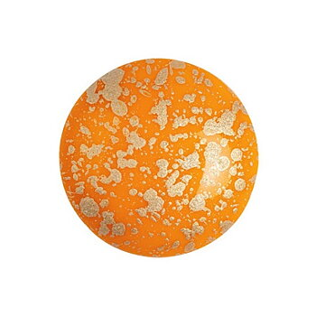 Cabochon par Puca® - Opaque Hyacinth  Splash 18 mm, 1 styck