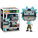 POP Figur Rick and Morty Gamer Rick Exclusive