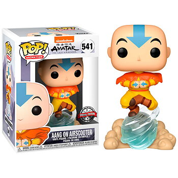 POP Figur Avatar Aang on Air Bubble Exclusive