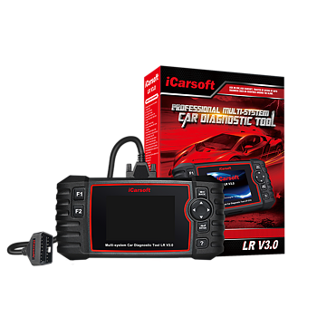 iCarsoft LR V3.0 Felkodsläsare Land Rover Jaguar