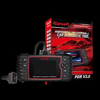 iCarsoft POR V3.0 Felkodsläsare Porsche
