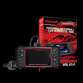 iCarsoft VOL V3.0 Felkodsläsare Volvo Saab