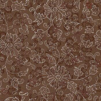 Fantasyflower, brown
