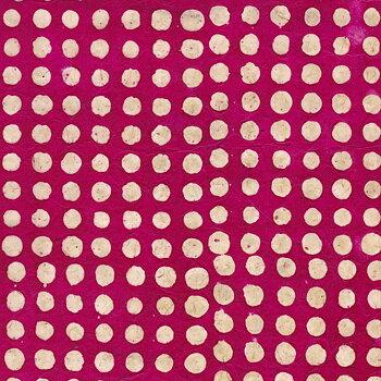 Batik with dots, fuchsia