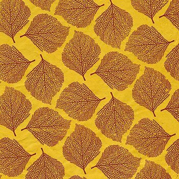 Leaves, yellow