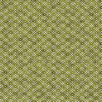 Vitfärgstryck, grön