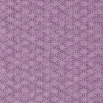 Vitfärgstryck, lila