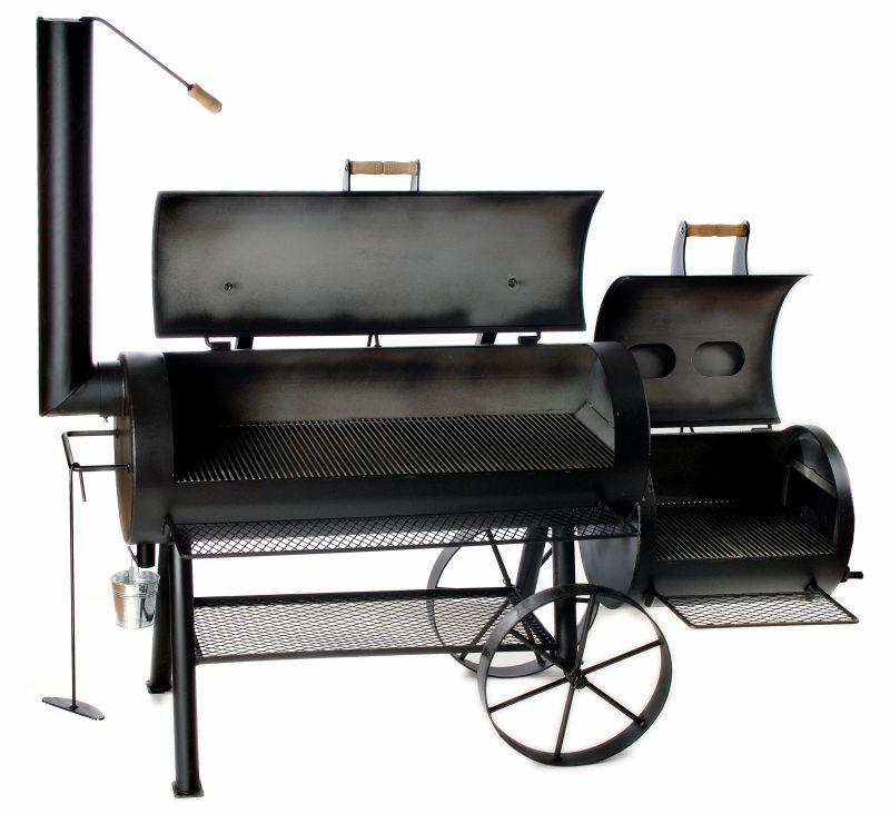 Rosesummer barbecue en acier inoxydable Barbecue Smoker Grill Thermom/ètre Jauge de temp/érature