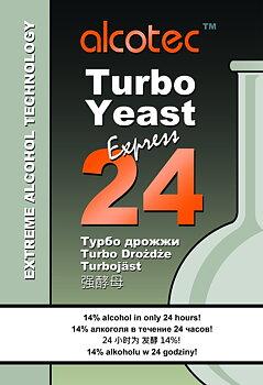 Alcotec 24 Turbojäst