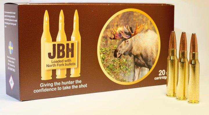 JBH 200gr 8x57JS