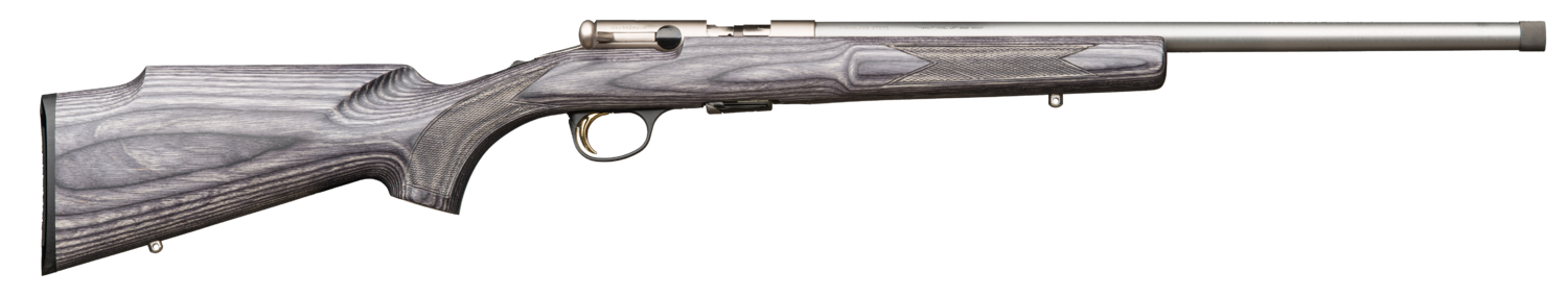 Browning T-Bolt Varmint Stainless Grey Laminated