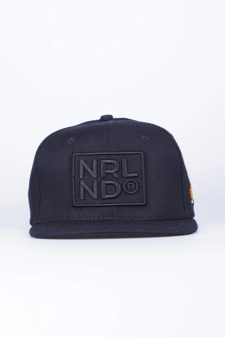 SQRTN NRLND Keps All Black